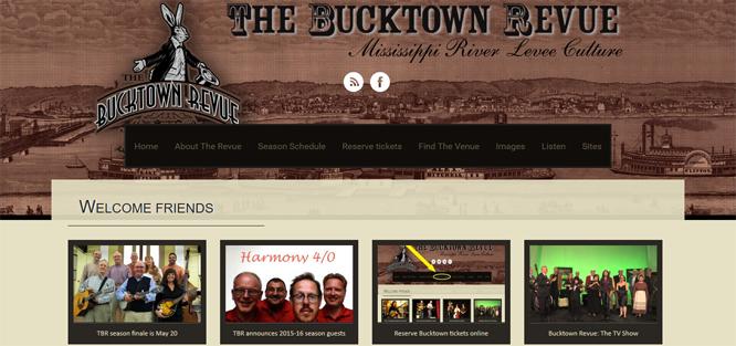 Bucktown Revue & Others