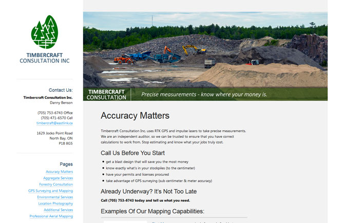 Timbercraft Consultation Inc.